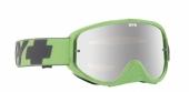 LUNETTES SPY Woot Race Washed Out  vert écran AFC miroir argent  lunettes