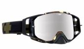 LUNETTES SPY Ace Fatigue noir écran AFC miroir argent lunettes