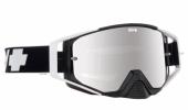 LUNETTES SPY Ace  noir écran AFC miroir argent lunettes