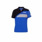 Polo YAMAHA Paddock bleu 2016 Homme paddock yamaha