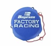 Couvercle de carter d'allumage Boyesen Factory Racing BLEU 250 YZ 1999-2016 couvercle de carter