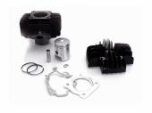 Kit cylindre-piston + culasse Tecnium Yamaha PW 50 1981-2016 kit cylindre piston vertex
