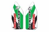 Kit déco protection de fourche Blackbird Kawasaki 450 KX-F 2016 Kit déco protection de fourche