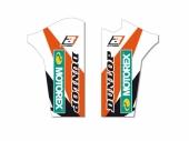 Kit déco protection de fourche Blackbird KTM 350 SX-F 2016 Kit déco protection de fourche