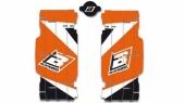 KIT DECO DE GRILLE DE RADIATEUR  KTM 125 EX-C 2008-2016 kit deco radiateur
