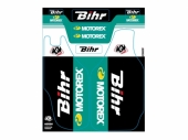 Kit de déco de fourche Bihr/Motorex KUTVEK HONDA 450 CR-F 2004-2016 Kit déco protection de fourche