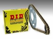 Kit chaîne D.I.D YAMAHA YZ450F 2014-2016 kit chaine