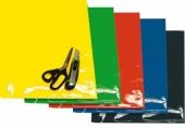 PLANCHE ADHESIVE CRYSTALL JAUNE planche auto collants