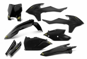 KIT PLASTIQUE CYCRA NOIR 150 SX 2016-2017 kit plastique cycra powerflow