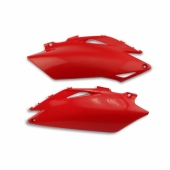 plaques laterales rouge cycra 250 CR-F 2010-2013 plaques laterales cycra