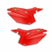 plaques laterales rouge cycra 250 CR-F 2014-2016 plaques laterales cycra
