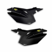 plaques laterales noire cycra 450 CR-F 2013-2016 plaques laterales cycra