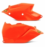 plaques laterales ORANGE cycra 125/150 SX 2016 plaques laterales cycra