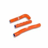 kit durite samco orange  125 SX 2016 durite radiateur