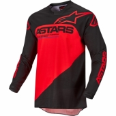 Maillot Cross ALPINESTARS Racer Supermatic RED/BLUE/WHITE maillots pantalons