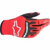Gants Moto Cross ALPINESTARS DUNE YELLOW FLUO/BLACK/WHITE gants
