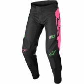 Pantalon ALPINESTARS CROSS Racer Braap YELLOW FLUO/BLACK maillot pantalon kids