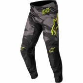 Pantalon ALPINESTARS CROSS Racer Braap PETROL/AQUA/ORANGE FLUO maillot pantalon kids