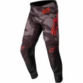 Pantalon Cross ALPINESTARS Racer Supermatic ANTHRACITE/YELLOW FLUO/LIGHT GRAY maillot pantalon kids