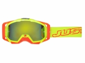 LUNETTES JUST1 Iris Neon jaune lunettes