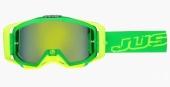 LUNETTES JUST1 Iris Neon vert/jaune lunettes