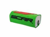 Mousse de guidon SCAR vert pour guidon sans barre mousse de guidons