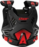 PARE PIERRE THOR SENTINEL GP NOIR/ROUGE KID protections kids