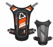 Sac hydratation Leatt GPX Race Lite 2L noir/orange systeme hydratation