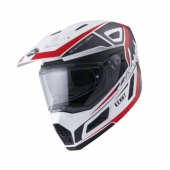 CASQUE MATRIX FIRST RACING NOIR casque quad