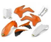 KIT PLASTIQUE CYCRA COULEUR ORIGINE 250 SX 2013-2015 kit plastique cycra powerflow
