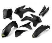 KIT PLASTIQUE CYCRA NOIR 350 SX-F 2013-2015 kit plastique cycra powerflow