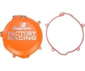 couvercle de carter d 'embrayage boyesen orange KTM 350 EXC-F 2012-2016 couvercle d'embrayage boyesen