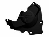 Protection de carter d'allumage POLISPORT noir Honda 250 CR-F 2010-2017 protection carter allumage