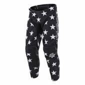 Pantalon Troy Lee Designs SE Starburst cyan/blue/orange maillots pantalons
