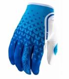 Gants Troy Lee Designs XC Starburst Bleu Cyan gants