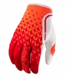Gants Troy Lee Designs XC Starburst Rouge orange gants