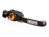 Levier de frein ProTaper Profile Pro XPS noir Honda 85 CR 2003-2007 leviers