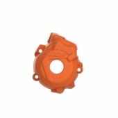 Protection de carter d'allumage POLISPORT ORANGE KTM 250 SX-F 2013-2015 protection carter allumage