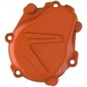 Protection de carter d'allumage POLISPORT ORANGE KTM 250 SX-F 2016-2017 protection carter allumage