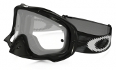 LUNETTE OAKLEY Crowbar Jet Black Speed écran transparent lunettes