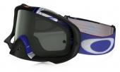 LUNETTE OAKLEY Crowbar Ryan Dungey Signature Series écran Dark Grey lunettes