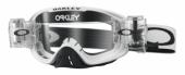 LUNETTE OAKLEY O2 blanc Matte  écran transparent lunettes