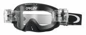 LUNETTE OAKLEY O2 nor Matte  écran transparent lunettes
