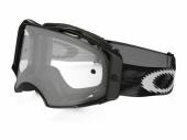 LUNETTE OAKLEY Airbrake Jet Black Speed écran transparent lunettes