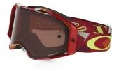 LUNETTE OAKLEY Airbrake Troy Lee Designs écran Prizm MX Bronze lunettes