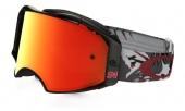 LUNETTE OAKLEY Airbrake Ken Roczen 94 Signature Series écran Fire Iridium lunettes