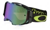 LUNETTE OAKLEY Airbrake Chad Reed Signature Series blanc écran Prizm MX Jade Iridium lunettes