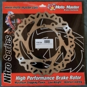 DISQUE DE FREIN ARRIERE NITRO MOTO MASTER KTM 250 SX-F 2006-2012 disques de frein