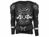Gilet de protection avec manches LEATT Body Protector 5.5 noir gilets protection