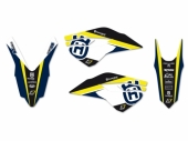 Kit déco Blackbird Dream Graphic III Husqvarna TE/FE 125 et +  2014-2017 kit deco